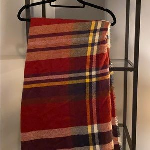 Zara fall scarf